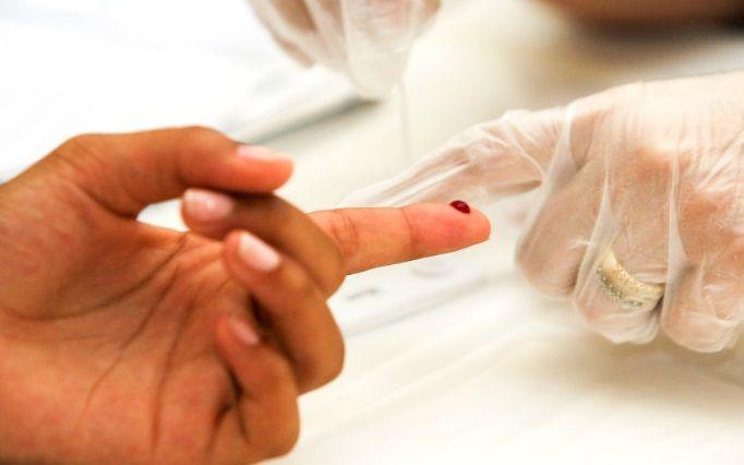 Saúde faz mutirão de testes de HIV e sífilis em Heliópolis e no Metrô - Divulgação/Governo de São Paulo