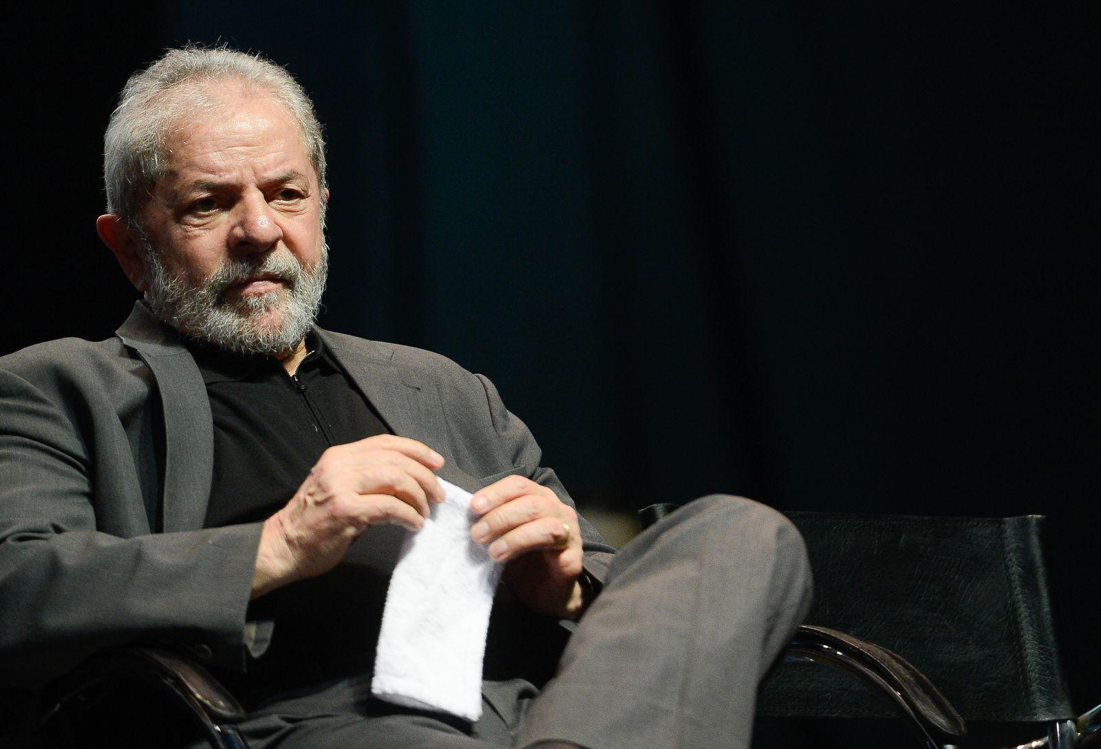 MPF pede que ação sobre doações da Odebrecht ao Instituto Lula vá para SP - Agência Brasil