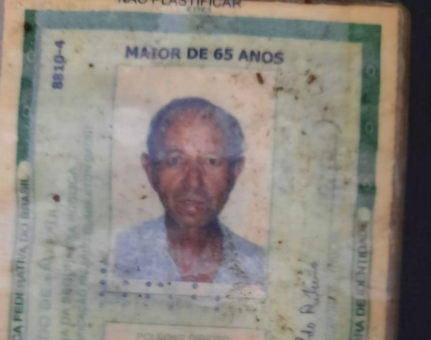 Corpo de idoso é encontrado desmembrado em mata - Divulgação