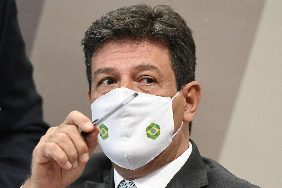 Mandetta: havia decreto presidencial para que se mudasse a bula da cloroquina - Agência Senado/Jefferson Rudy