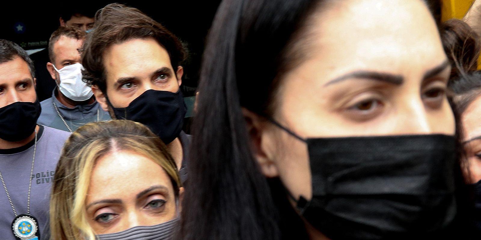 Indiciados pela morte de Henry, Dr. Jairinho e Monique podem pegar 30 anos - Agência Brasil