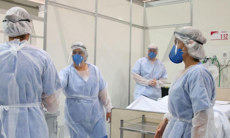 Casa Branca diz trabalhar com governo do Brasil para fornecer ajuda a hospitais - Agência Brasil