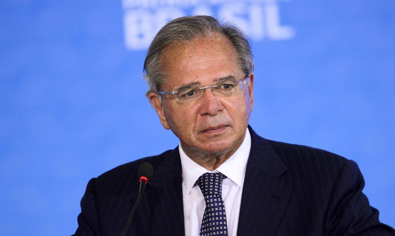 """Reforma tributária tem de """"atacar"""" programas de isenção, afirma Guedes - Agência Brasil"""