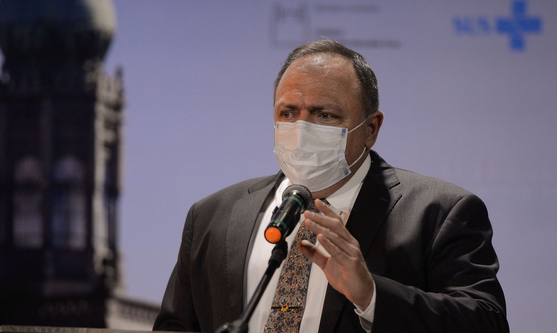 Pazuello diz que não pode ir à CPI da Pandemia nesta semana - Agência Brasil