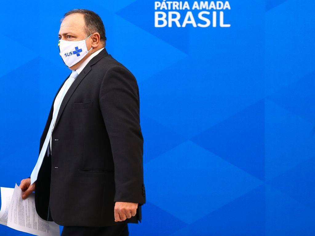 Pazuello alega suspeita de covid e avisa que não vai comparecer à CPI - Agência Brasil