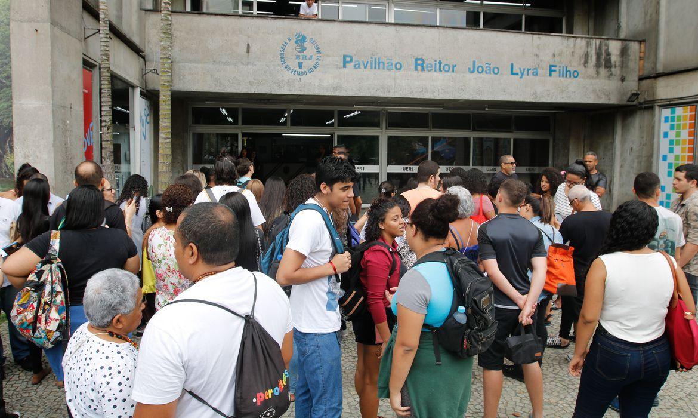 Uerj completa 70 anos como símbolo de uma universidade plural - Agência Brasil