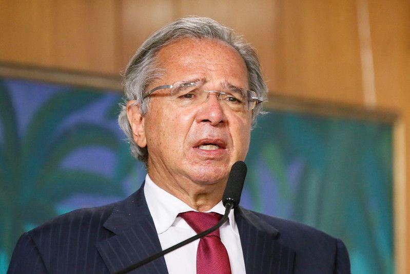 Economia vai voltar mais rápido e com mais força no 2º semestre, reafirma Guedes - Isac Nóbrega/PR