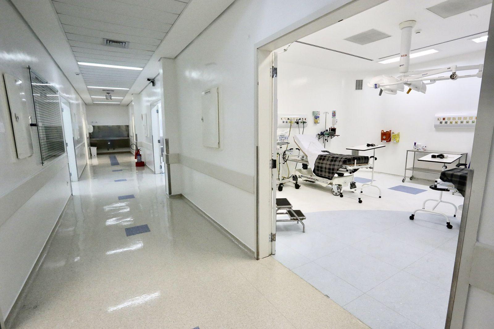 Governo de SP tem 11 hospitais de campanha nesta segunda onda da pandemia - Divulgação/Governo de SP