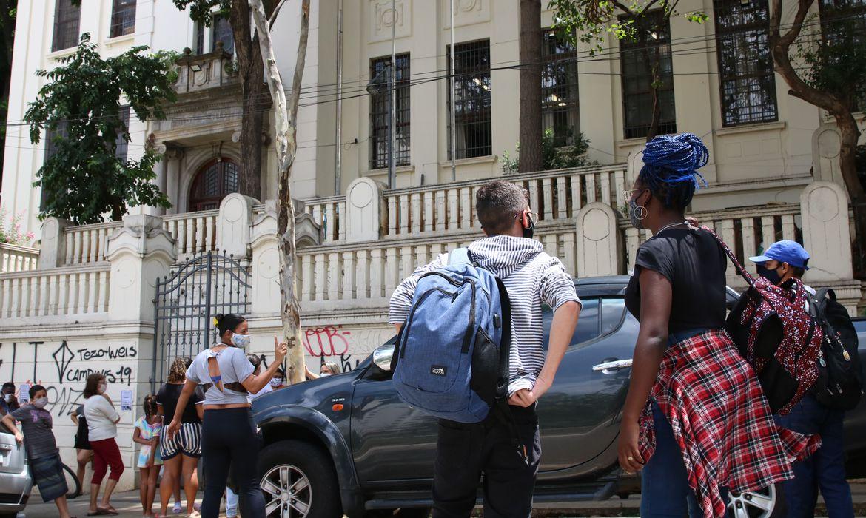 Estado de São Paulo quer acelerar volta de aula presencial no segundo semestre  - Agência Brasil