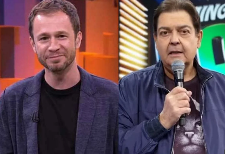 Tiago Leifert vai apresentar o 'Domingão do Faustão' neste domingo - Reprodução/TV Globo