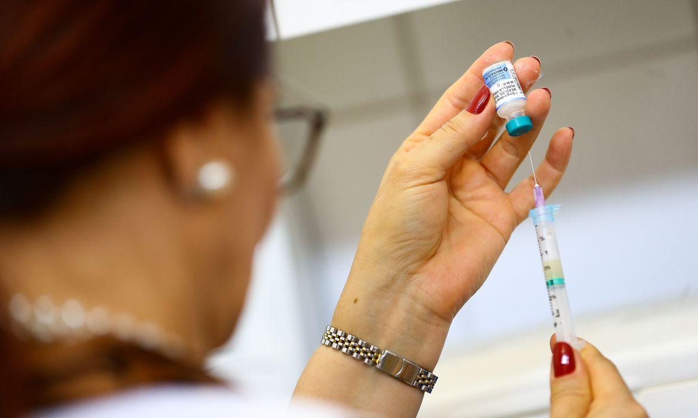 País tem 51,8 milhões de vacinados contra covid; 24,48% da população - Reprodução