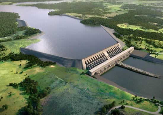 Não existe risco iminente de ruptura da barragem de Xingu, afirma Vale - Reprodução
