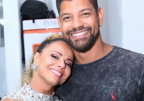 Viviane Araújo fica noiva de Guilherme Militão - Reprodução/Instagram