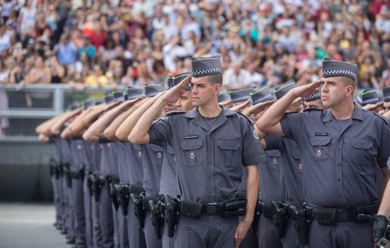 Polícia Militar abre inscrições para concurso com 2,7 mil vagas para soldado de 2ª classe - Divulgação/Governo de São Paulo