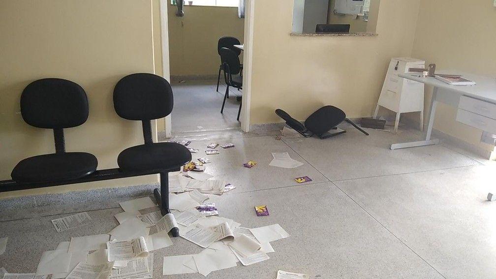 UBS retoma atendimento após paciente agredir e ameaçar funcionários  - Divulgação/ Cristiano Nascimento Prefeitura