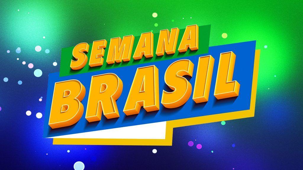 Semana do Brasil teve queda de 8,3% no faturamento sobre 2019, diz pesquisa - Divulgação