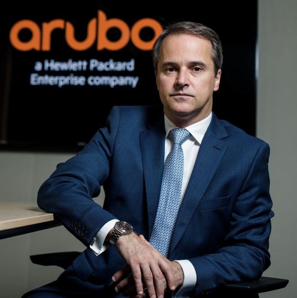 Entrevista com Antenor Nogara, Country Manager da Aruba no Brasil -