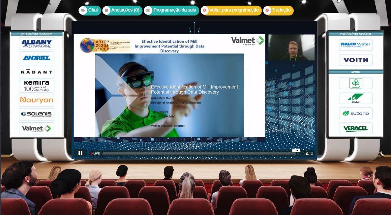 Com cinco palestras e treze artigos técnicos, Valmet é destaque do 53º Congresso Internacional de Celulose e Papel -