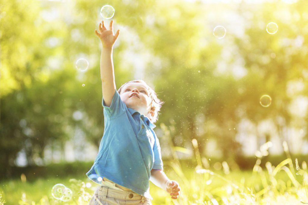 Como gerar crianças seguras emocionalmente? -